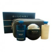 Bvlgari Aqva 4 pc set for men