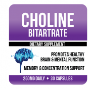Choline_Bitartrate_30ct_ LABEL