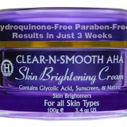 Clear-N-Smooth AHA Skin Brightening Cream