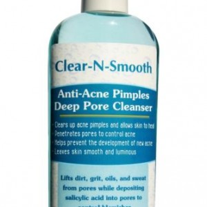 Clear-N-Smooth Acne Cleanser