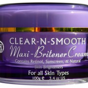 Clear-N-Smooth Maxi Britener Cream