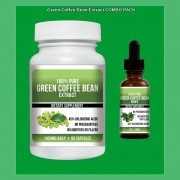 Green Coffee Bean COMBO PACK ED LUNA