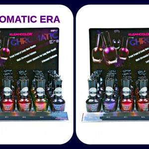 Kleancolor the Chromatic Era DuoChrome Nail ED LUNA