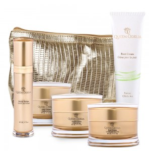 Queen Odelia VIP Total Benefit  Gift Set