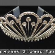 Elegant Designer Tiara 44 ED LUNA 2
