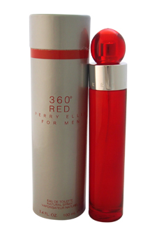 360 Red By Perry Ellis For Men